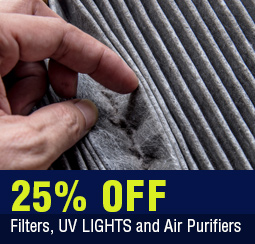 25% Off Filters