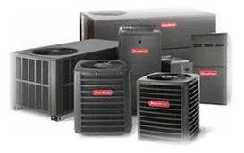 14 Seer Condenser/Evaporator/Furnace (Goodman)